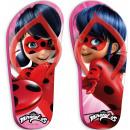 Pantofole per bambini, Coccinella Miracolosa Flip-