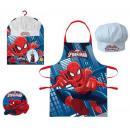 Children's Apron 2-Piece Set Spiderman, Spider