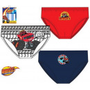 Kid's Underwear, Bottom Blaze , Flame 3 Pieces