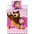 Mása és a medve Gyerek ágyneműhuzat ...