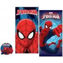 Spiderman, serviette de bain serviette de plage Sp