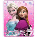 Polar Bettdecke Disney gefroren, frozen 120 * 140