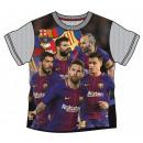 Kids T-shirt, FCB Top, FC Barcelona 4-9 Years