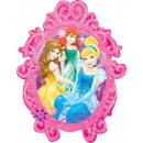 DisneyPrincess , Księżniczki Balony foliowe 78 cm
