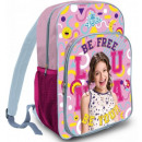 School Bag, Handtas Disney Soy Luna 42cm