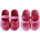 Masha and the Bear children's slippers clog