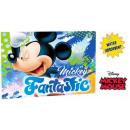 asciugamani viso, telo Disney Mickey 30 * 40cm
