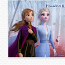 Disneyfrozen II Ice Magic Napkin 20pcs