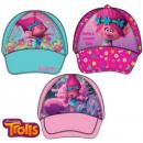 wholesale Fashion & Mode: Trolls, Trolls  children's baseball cap 52-54cm