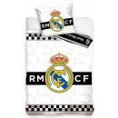Bed linen Real Madrid 140 × 200cm, 70 × 90 cm