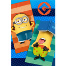 Hand towel facial tissues, towels Minions 30 * 50c