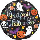 Happy Halloween Foil Balloons 45 cm