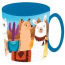 hurtownia Dom & Kuchnia:Micro mug Llama, Lama