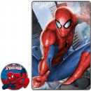 Polar Duvert Spiderman , Spiderman 100 * 150cm