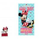 Disney Minnie bath towel beach towel 70 * 140