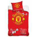 Child bedding Manchester United FC 100 × 135cm