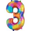 Großhandel Geschenkartikel & Papeterie: Riesige Anzahl Folienballons 86 * 50 cm