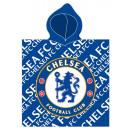 groothandel Bad- & handdoeken: Chelsea FC handdoekponcho 60 * 120cm