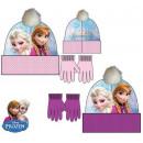 Kinderen mutsen en  handschoenen set Disney frozen