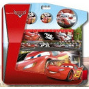 Metal pen set (5 pcs), Disney Cars, Cars