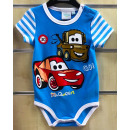 Baby Body, Combination Disney Cars , Verdas (50-86