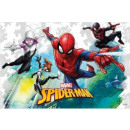 Spiderman , Spiderman Tablecloth 120 * 180 cm