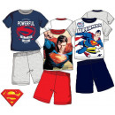 Kids short-sleeved pyjamas Superman 3-8 years