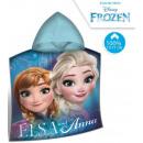 Disney frozen , poncho asciugamano gelato 60 * 120