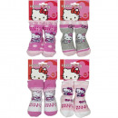 Calcetines del bebé de Hello Kitty