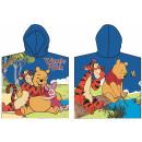 Disney Winnie the Pooh beach towel poncho 50 * 100