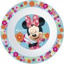 Disney Minnie micro deep plate