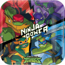 Ninja Turtles , Teen Ninja Turtles Paper Plate
