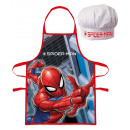 wholesale Licensed Products: Spiderman Kids Apron 2-Piece Set