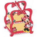 wholesale Casserole Dishes and Baking Molds: Disney Minnie  Cupcake, Muffin Stand