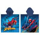 Spiderman , Spiderman Beach Towel Poncho 55 * 110