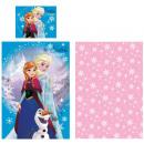 Pościel Disney frozen 140 x 200cm, 70 x 90 cm