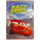 Greeting Card + Envelope 3D Disney Cars , Verdas