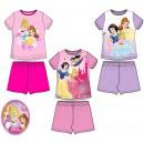 Children's short sleeve pyjamas Disney Princes