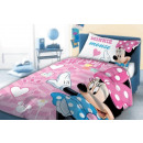 biancheria da letto per bambini Disney Minnie 100
