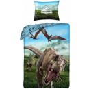 Bedding Jurassic World 140x200 cm, 70x90 cm