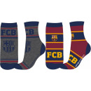 FCB, FC Barcelona Children's Socks 23-34