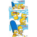 Bed linen The Simpsons , The Simpson Family