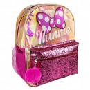 DisneyMinnie fashion bag, bag bright, glitter
