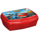 grossiste Fournitures scolaires:Sandwich Box Super Wings