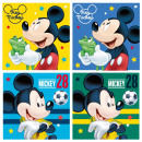 Hand towel face towel DisneyMickey 30 * 30cm