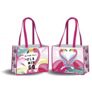 wholesale Figures & Sculptures: Shopping bag Flamingo, Flamingo