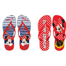 DisneyMinnie Kids Slippers, Flip-Flop 26-33