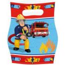 Fireman Sam, Fireman Sam Gift Bag 8 pcs