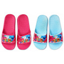 Shimmer and Shine Kids Slippers 24-31