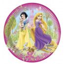 wholesale Party Items: DisneyPrincess Princesses Paper plate 8 pcs
